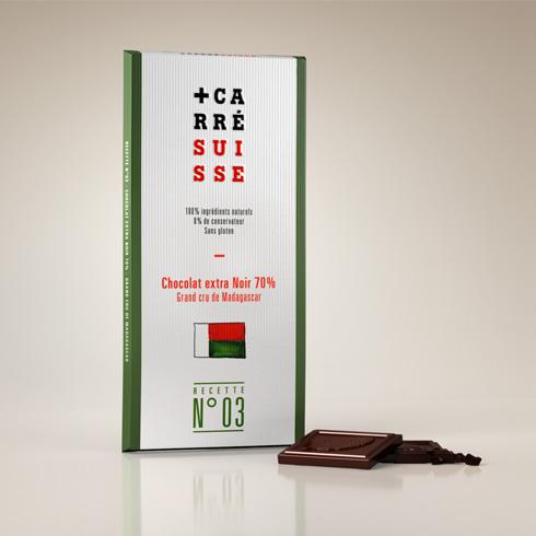 カレスイス 70%ハイカカオ マダガスカル産 100g