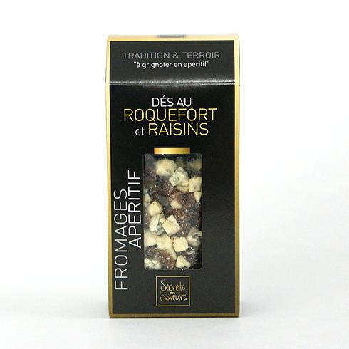 スクレ・デ・サヴール ロックフォールチーズ&レーズン